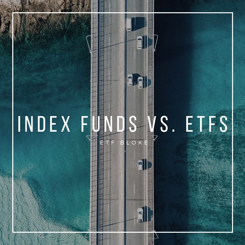 Find out whether an ETF or Index Fund is right for you to invest in