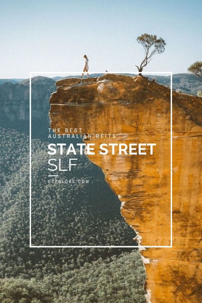 SLF from State Street Global Advisors is listed on the ASX as an Australian Property ETF