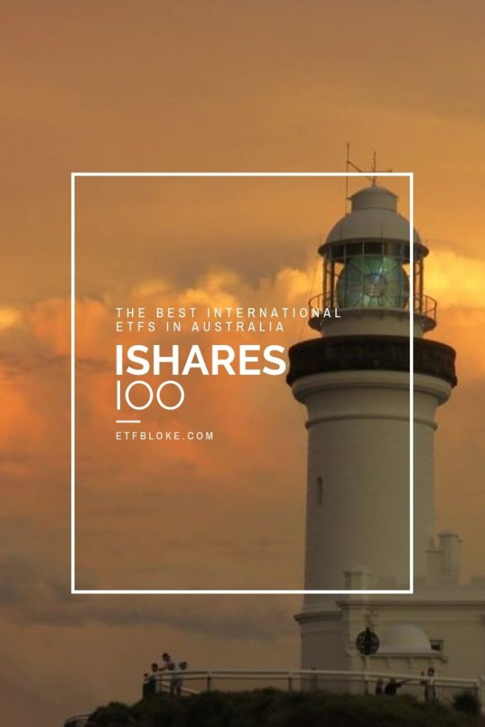 IOO from iShares is one of the top ETFs available on the ASX.